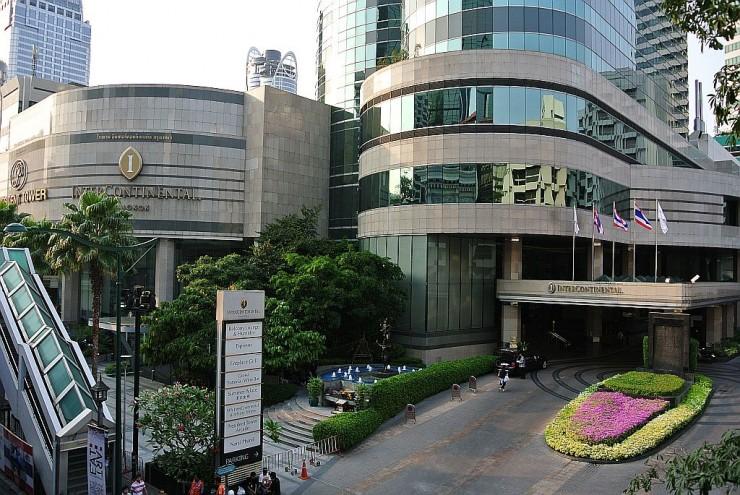 インターコンチネンタル・バンコク(InterContinental Bangkok)