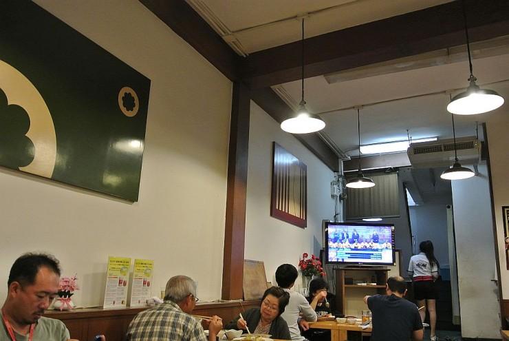 キッチン新潟2階フロア