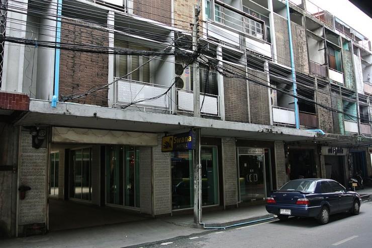 スワナバンコクホテル(Swana bangkok hotel)